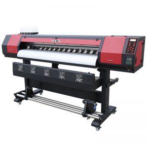 1.8m 6 pies 1440 ppp eco solvente medio dtg impresora de prendas WER-ES1902