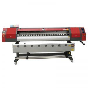 Impresora de sublimación de tinte de formato ancho de 1,8 m con tres cabezales de impresión dx5 para la impresión de camisetas WER-EW1902