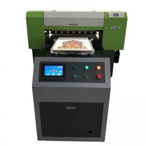 2018 nuevo producto 8 colores inkjet a1 6090 uv impresora de cama plana
