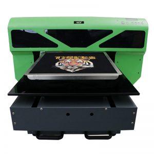 Máquina de impresión de camisetas pequeñas del fabricante de China directamente a la impresora de prendas dtg a2 a3 WER-D4880T
