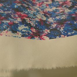 Muestra digital de impresión textil 2 de la impresora textil digital WER-EP7880T
