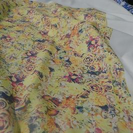 Ejemplo de impresión textil digital 3 de la impresora digital de textiles A1 WER-EP6090T