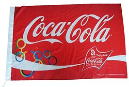 Bandera de tela Bandera impresa por 1.6m (5 pies) eco solvente impresora WER-ES160 3