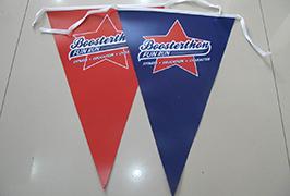 Bandera de tela Bandera impresa por 1.8m (6 pies) eco solvente impresora WER-ES1801 2