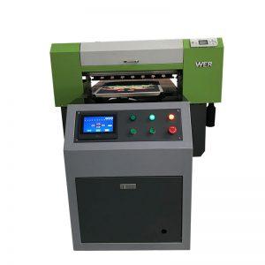 Hecho en el precio barato de China uv impresora de cama plana 6090 impresora de tamaño A1