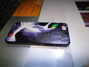 Solución de impresión de la cubierta de la caja del iPad y del teléfono
