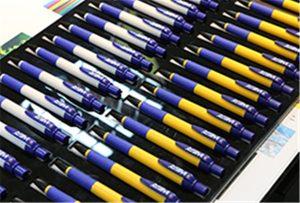 Muestras de bolígrafos en WER-EH4880UV