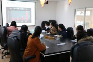 Reunión de revisión de desempeño, 2015