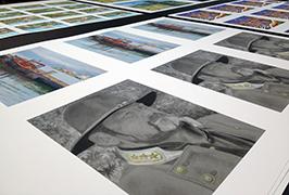 Papel fotográfico impreso por la impresora eco solvente de 1,8 m (6 pies) WER-ES1802 2