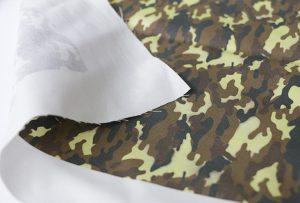 Muestra de impresión textil 3 por máquina de impresión digital textil WER-EP7880T