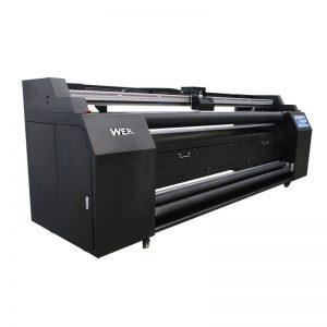 WER-E1802T 1.8m directo a impresora textil con impresora de sublimación DX5 2 *