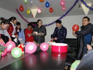 Cumpleaños del trabajador, 2015