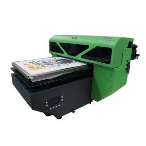 Athena Jet directamente a la máquina de impresión textil máquina camiseta personalizada mini A2 camiseta impresora WER-D4880T