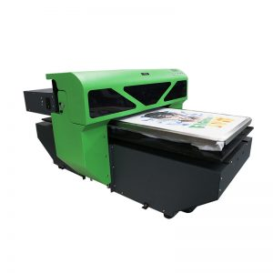 Impresora digital A2 DTG en color de la mejor calidad 8 / impresora de camiseta A3 WER-D4880T
