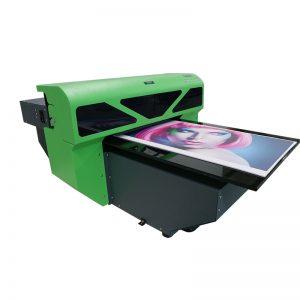 impresora de inyección de tinta uv barata, A2 420 * 900 mm, WER-D4880UV, impresora de caja de teléfono celular