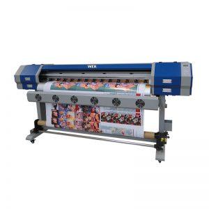 Impresora digital textil e jet v22 v25 máquina de sublimación con cabezal de impresión dx5 o E5113 WER-EW160