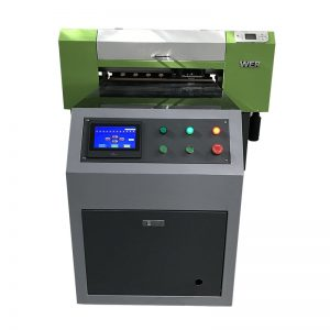 directo a la prenda tela textil digital telas máquina de impresión de tela camiseta uv impresora WER-ED6090T