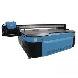 Impresora plana UV de buena calidad para pared / baldosa cerámica / fotos / acrílico / impresión en madera WER-G2513UV