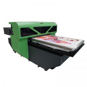 Impresora de inyección de tinta de alta calidad Impresora UV de cama plana a2 Impresora de camiseta UV WER-D4880T
