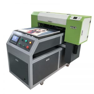 Máquina de impresión de camiseta A1 de alta resolución para prendas WER-EP6090T