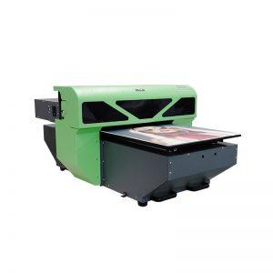 Impresora de alta resolución A2 tamaño uv digital móvil máquina de impresión de portada WER-D4880UV