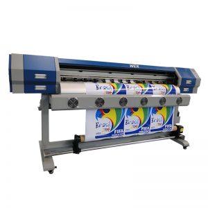 Caliente modelo de vinilo personalizado personalizada camiseta digital multicolor máquina de impresión WER-EW160