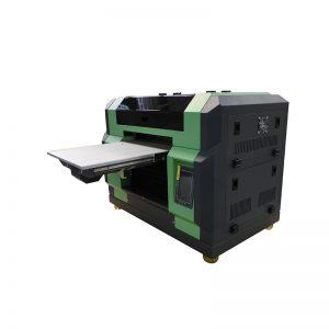 popular A3 329 * 600 mm, WER-E2000 UV, impresora de inyección de tinta de mesa, impresora de tarjetas inteligentes