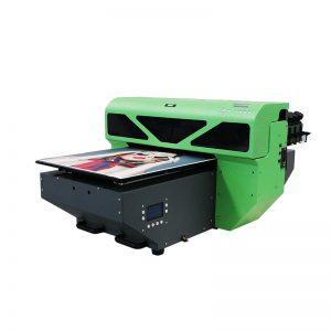 Impresora de camisetas DTG de tamaño pequeño A2 directamente a la prenda WER-D4880T